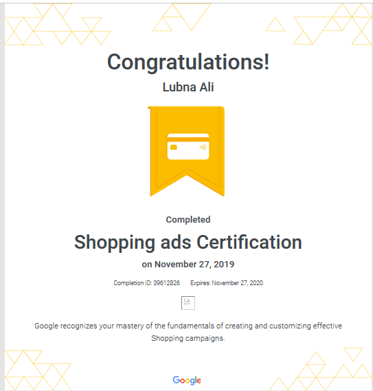 Lubna-shopping-ad-certified