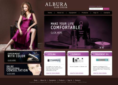 Albura Hair