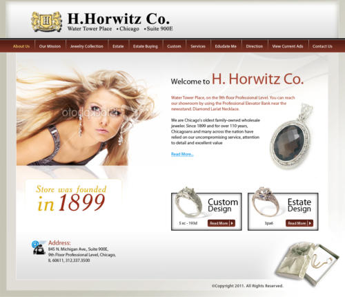 H Horwitz Co